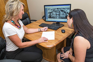 You will receive a written treatment plan and discuss your options with our New Patient Coordinator.
