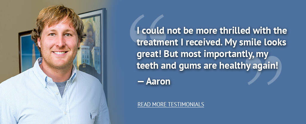 dental office testimonials